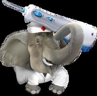 Ирригатор доктор слон