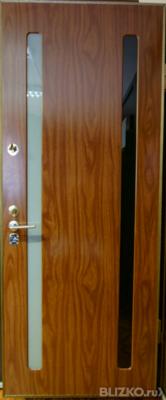 входная дверь со стеклом в сергиев посаде