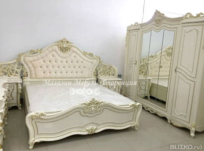 спальня джоконда крем от компании мебель флоренция купить в