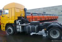 Седельный тягач КАМАЗ-5460-036-63