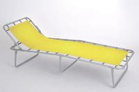 Кровать раскладная (детская) (стандарт) (Желтый)