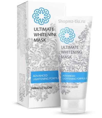 Отбеливающая маска для лица Miracle Glow