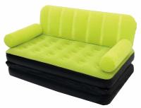 "67356 BW, BestWay, Надувной диван-кровать ""Multi-Max Air Couch With Sidewin"